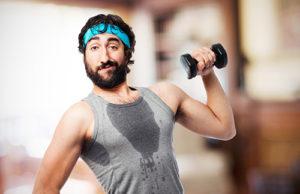 Gym Etiquette Share