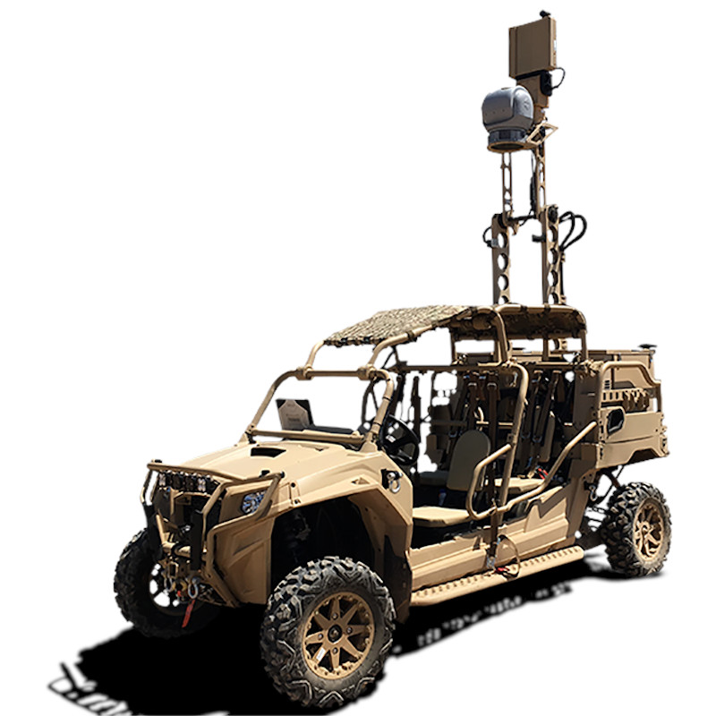 FLIR - LTV-X Surveillance Vehicle