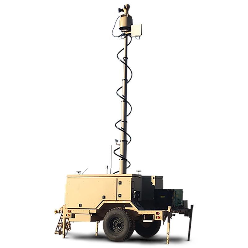 FLIR - Cerberus Surveillance System