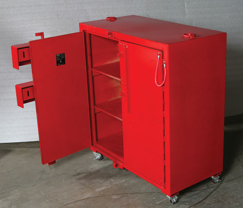 Armag - Indoor Explosives Storage - Magazines