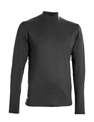 Under Armour - UA ColdGear® Infrared Tactical Fitted Mock Long Sleeve Shirt