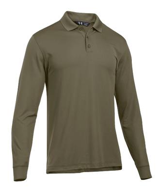 Under Armour - UA Tactical Performance Long Sleeve Polo