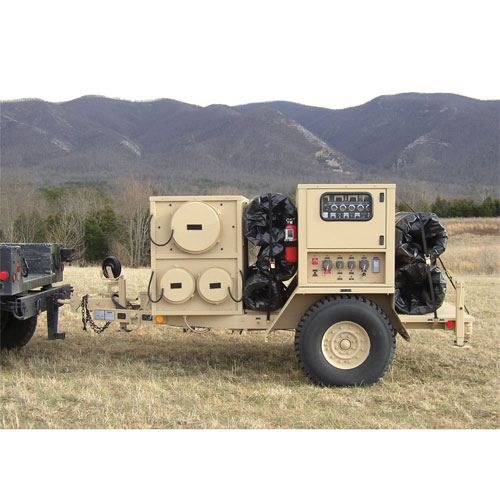 HDT Global - 35kW Generator ECU Trailer (GET)