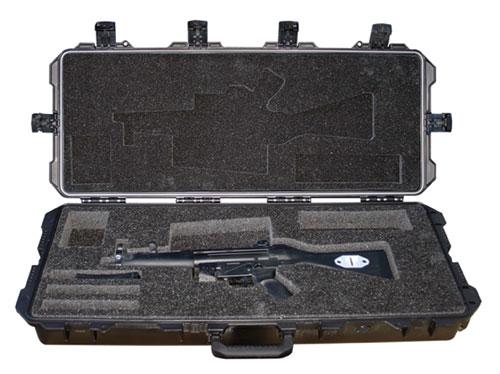 Pelican - 472 MP5 Submachine Gun Case