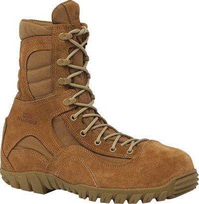 Belleville - Hot Weather Hybrid Assault Steel Toe Boot
