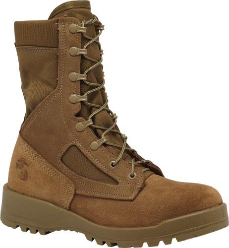 Belleville - Olive Hot Weather Safety Toe Boots