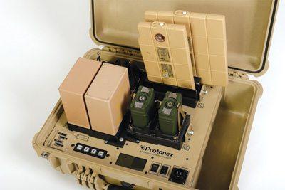 Galvion - ABC-812 Adaptive Battery Charger