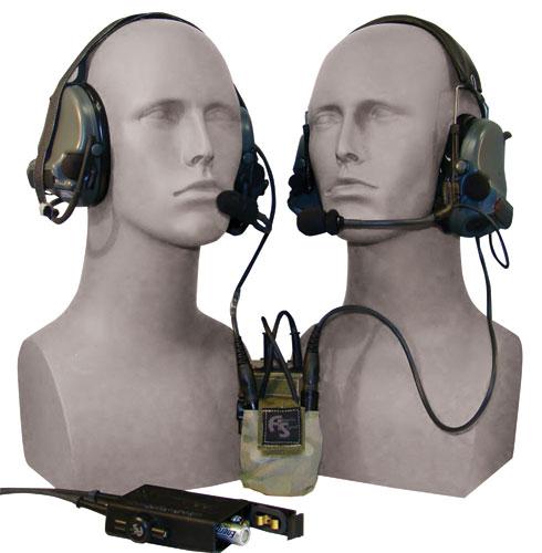 Atlantic Signal - Tactical Medic Intercom System (TM-ICS)