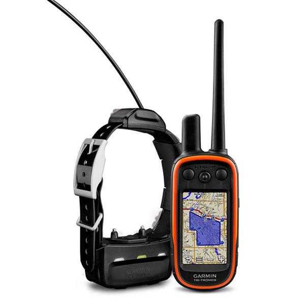 Garmin - Alpha® 100 Track and Training K9 Tracking System