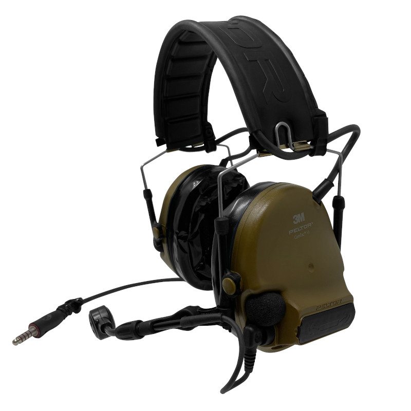 Atlantic Signal - Comtac VI Headset