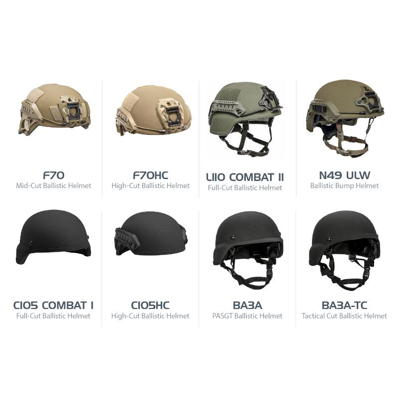 Avon - Ceredyne Helmets