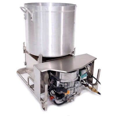 Babington Technology - Powered Multi-Fuel Burner (PMB)
