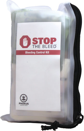 Phokus Research Group - Individual Bleeding Control Kit