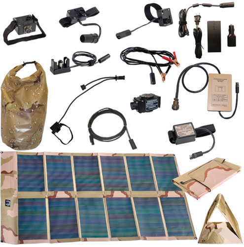 Bren-Tronics - Enhanced Operation Power System (EOPS)