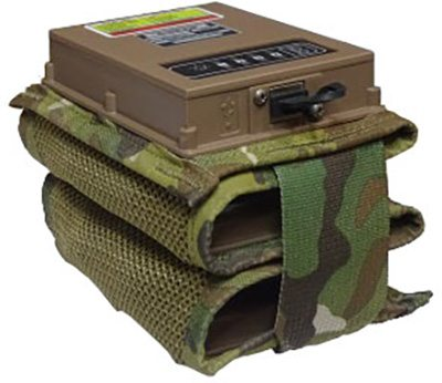 Bren-Tronics - 4 Bay FLEX (Foldable, Lightweight, Expeditionary) Charge™