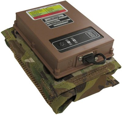 Bren-Tronics - 2 Bay FLEX (Foldable, Lightweight, Expeditionary) Charge™