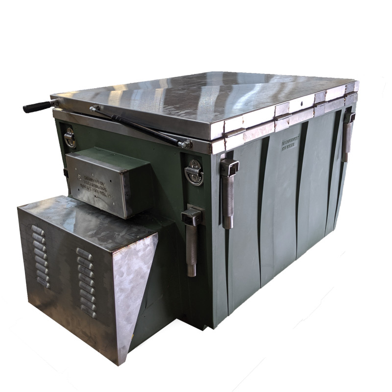 Babington Technology - Tray Ration Heater - Improved (TRH-I)