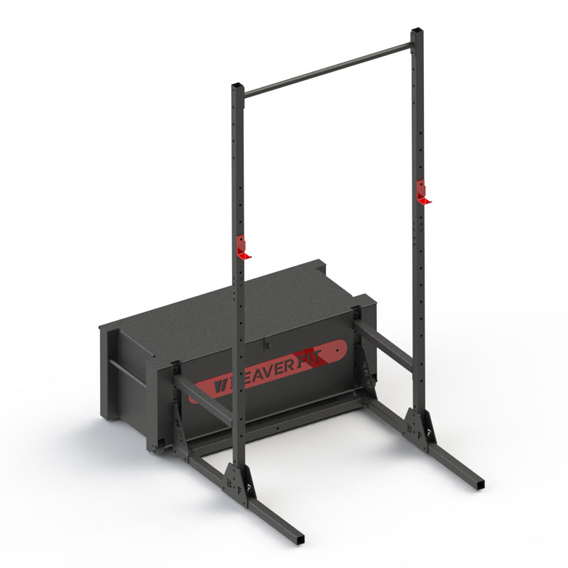 BeaverFit - Tactical Gym Box