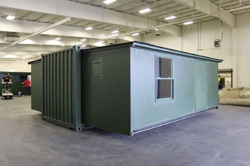 Berg - Containerized Expandable 20' Systems, E2S2