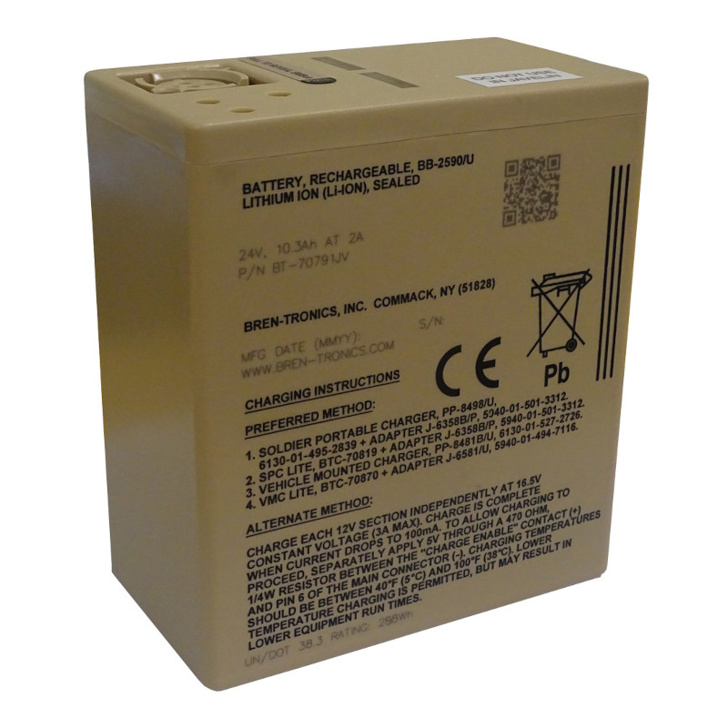 Bren-Tronics - High Energy 2590 Battery