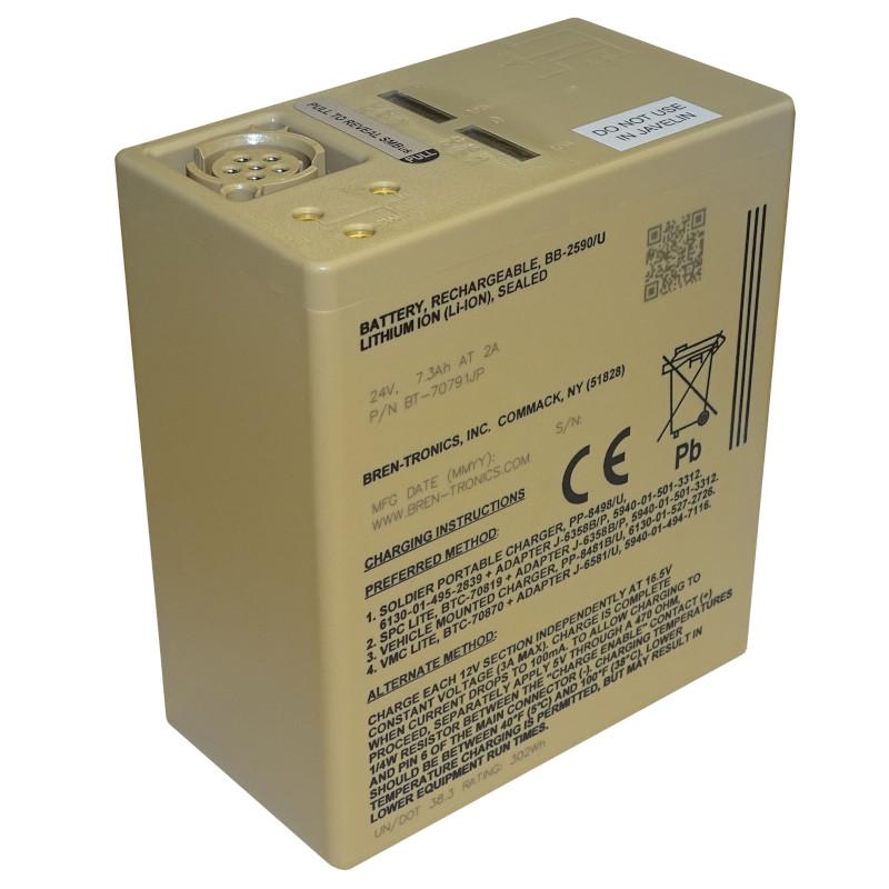 Bren-Tronics - High Power 2590 Battery