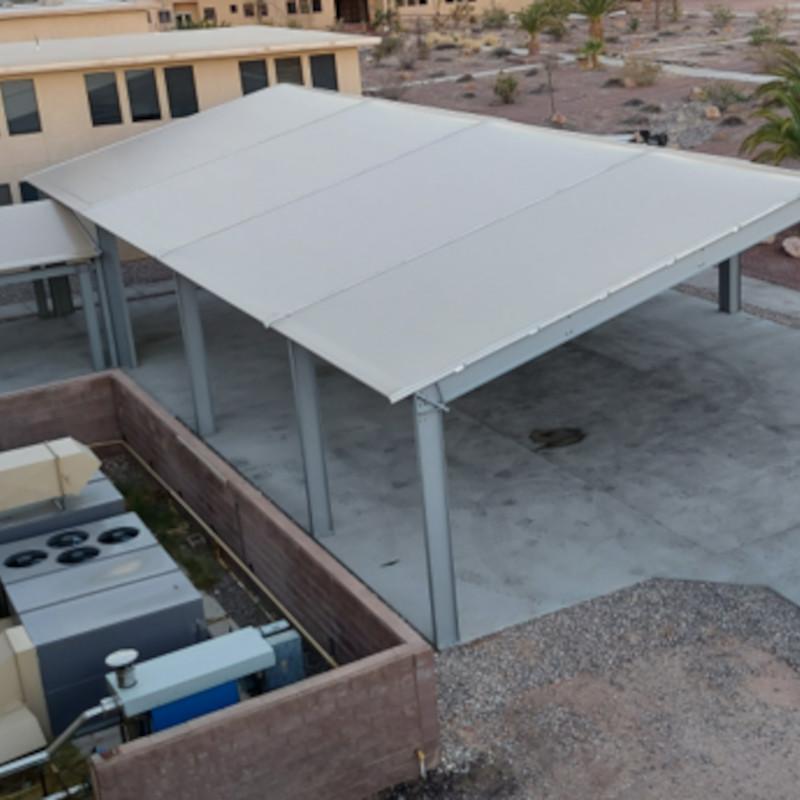 Brite Rigid Frame Buildings - Classrooms, Event Centers, DFACs