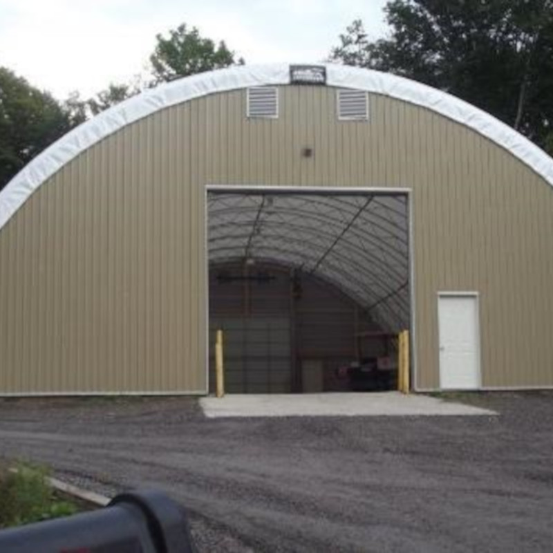 Brite Rigid Frame Buildings - Disaster/Emergency Response Shelters