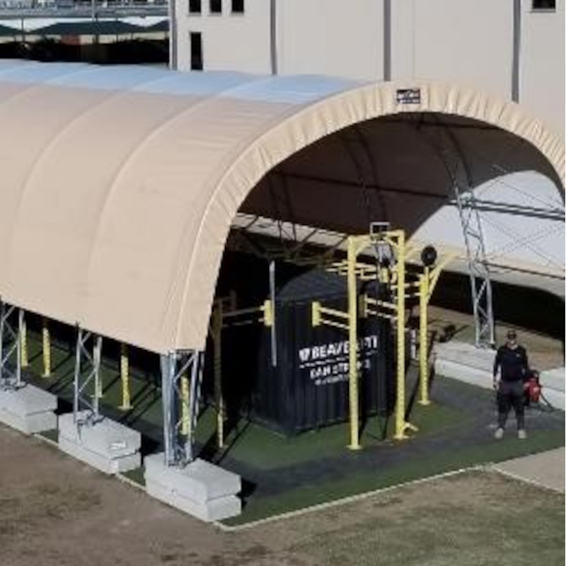 Brite Rigid Frame Buildings - HPO, MWR, and Recreation Structures