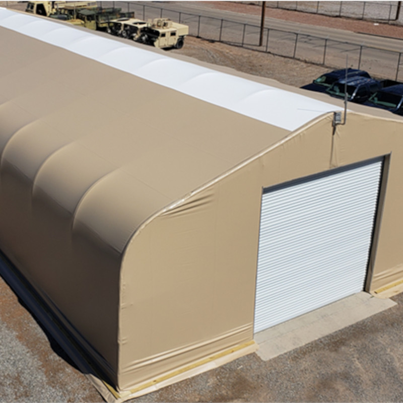 Brite Rigid Frame Buildings - Re-Covers and Reconditioning