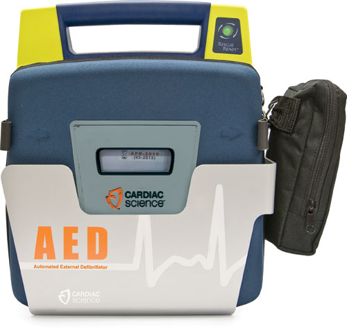 Cardiac Science - AED Storage