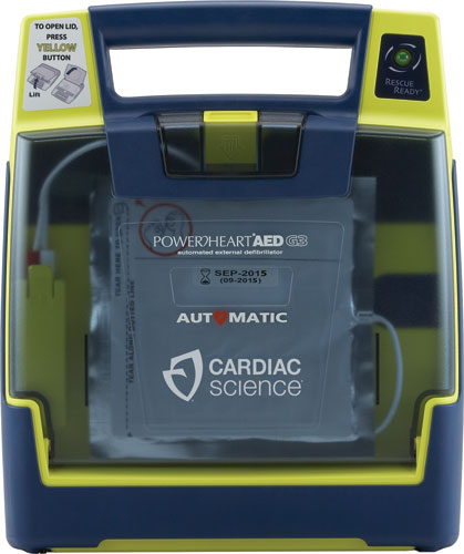 Cardiac Science - G3 Plus Automatic AED Package