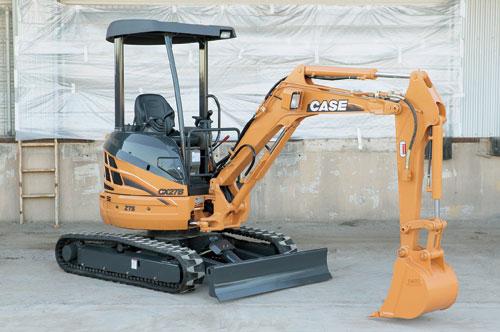 CASE Construction - Compact Excavators