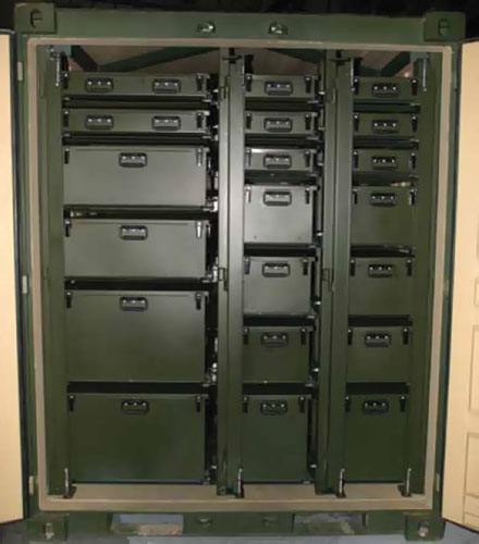 Cave Systems - Drawer Unit