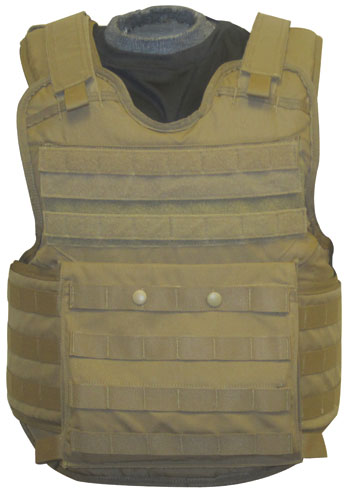 Survival Armor - CONCEALABLE ASSAULT VEST
