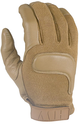 HWI - Combat Utility Glove - Fire Resistant