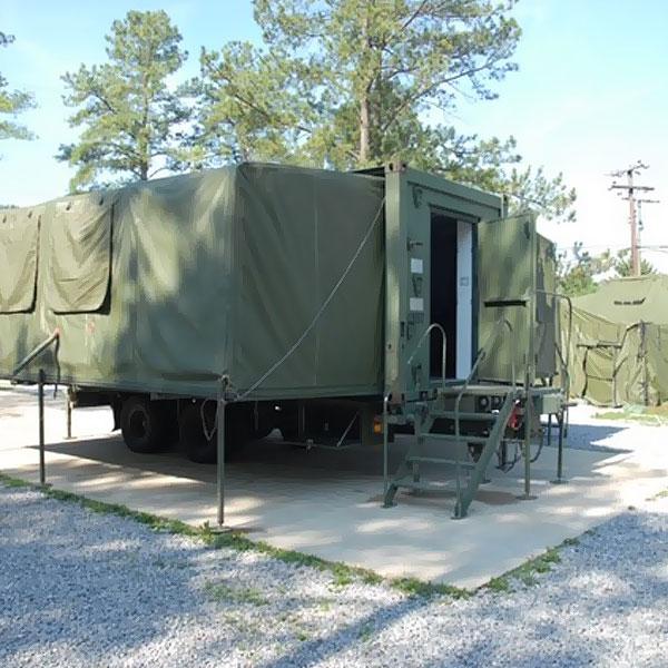 Babington Technology - Containerized Kitchen-Enhanced (CK-e)