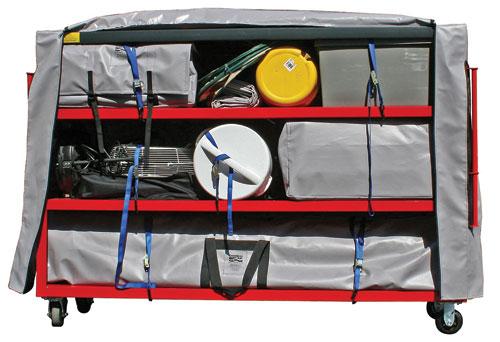 CrewBoss - Fire Rehab Kart Kit