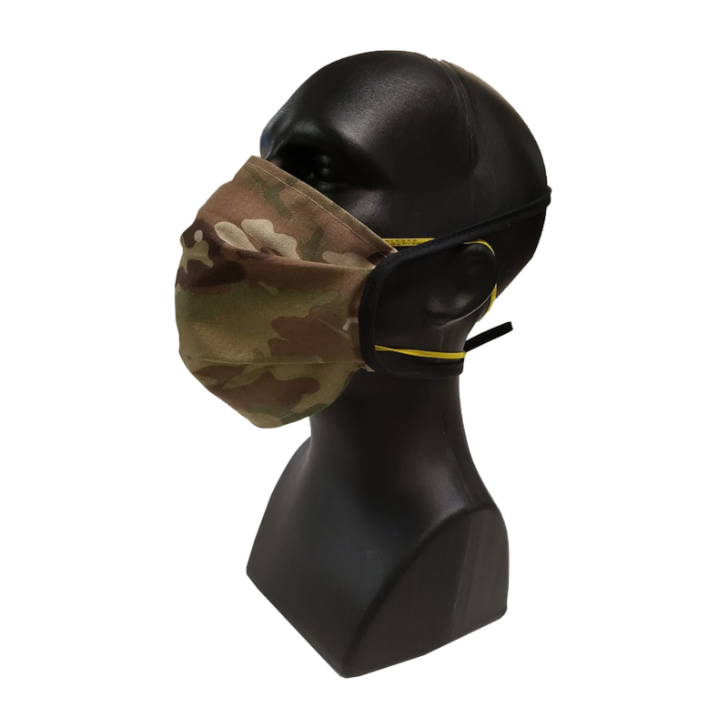 DRIFIRE - DOUBLE LAYER FR CONTROL - FACE MASK WITH ADJUSTABLE EAR LOOPS