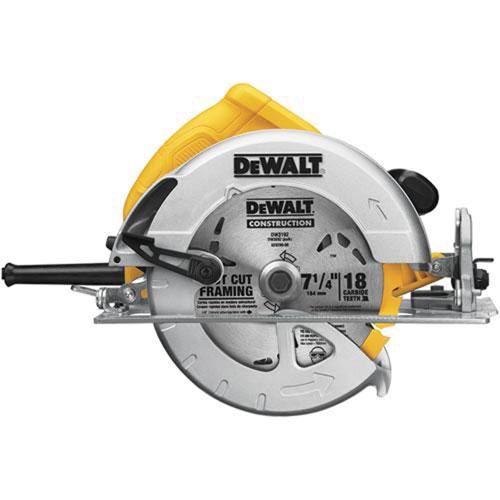 """DeWalt - 7 1/4"""" LIGHTWEIGHT CIRCULAR SAW"""