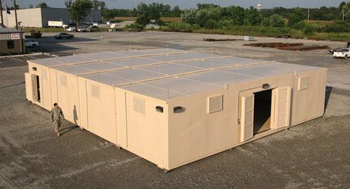 Armag - Outdoor Explosives Storage - Magazines