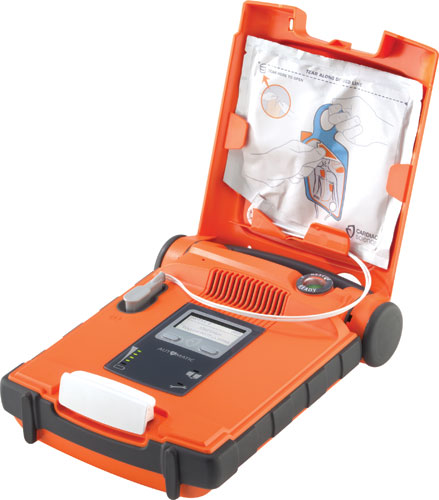 Cardiac Science - Powerheart® G5 Automatic Quick Response Package - ICPR Feedback, Dual Language