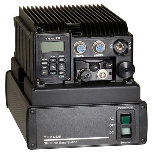 Thales - 20 Watt Base Station