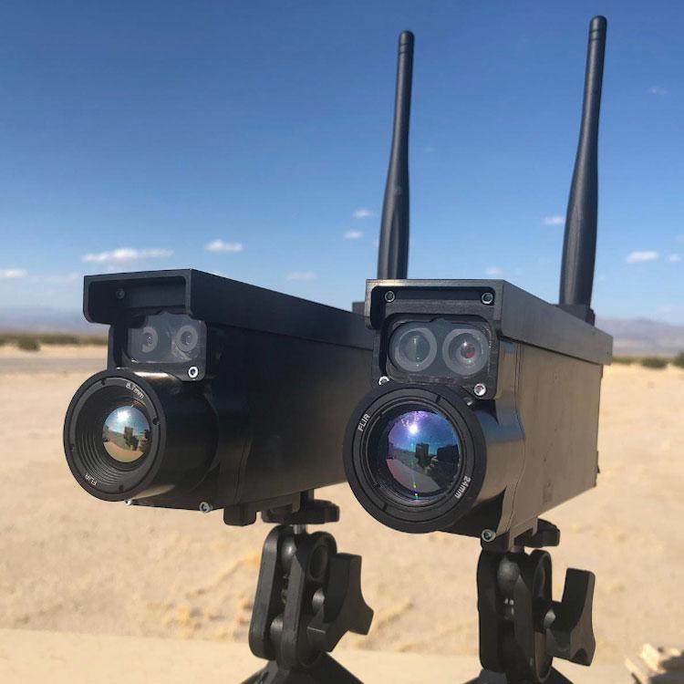 Gantz-Mountain - Intelligence Sensor Node (ISN)