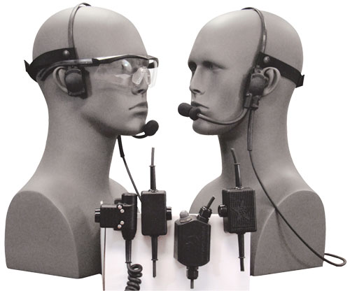 Atlantic Signal - MH180V AND MH180H HEADSETS