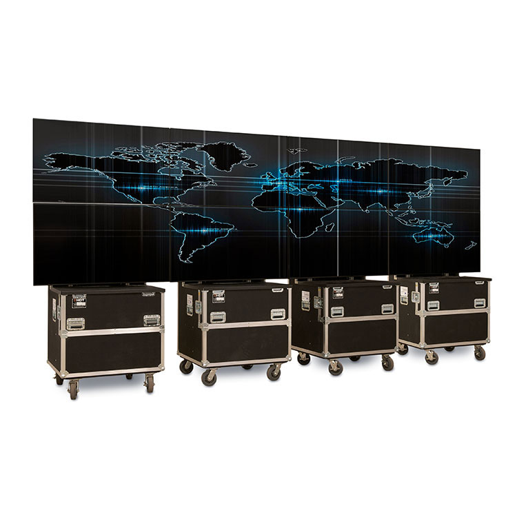 HDT Global - Mobile Media Wall