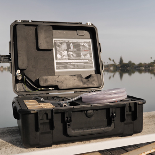 Katadyn - Hands-Free Desalinator HFD-PS40