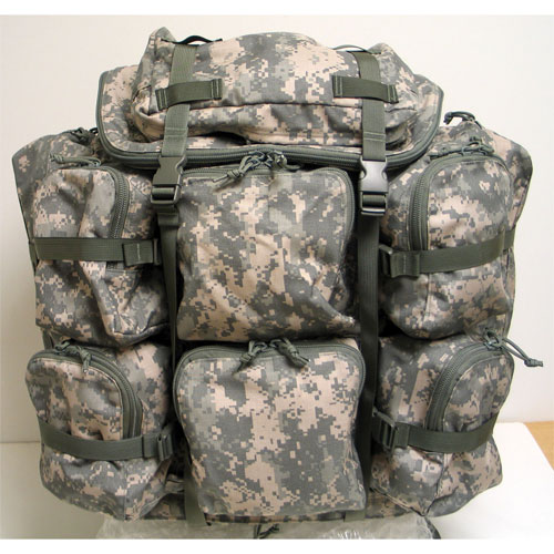 London Bridge Trading (LBT) - TEN POCKET RUCK WITH SUSPENSION SYSTEM