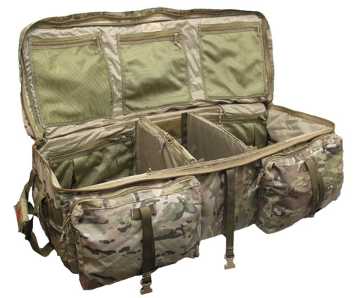 London Bridge Trading (LBT) - Wheeled Padded Deployment Bag