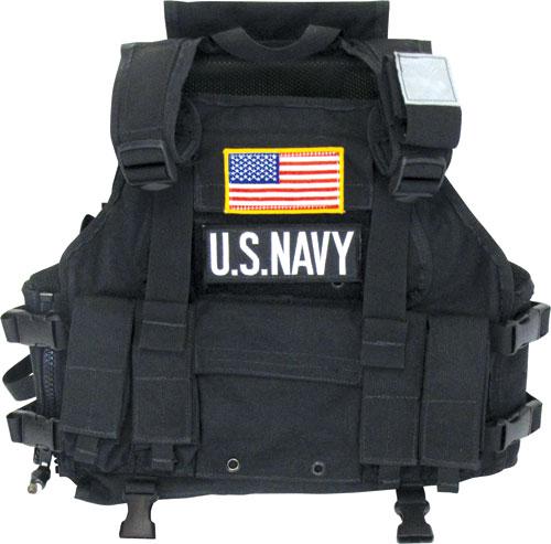 London Bridge Trading (LBT) - Navy Port Security Ballistic Flotation Vest