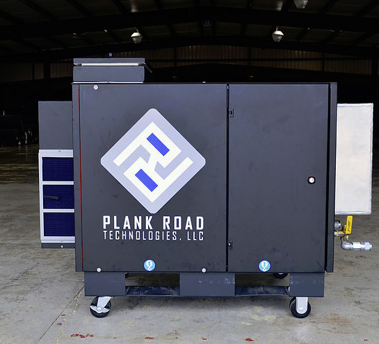 Plank Road Technologies - Low Oxygen Content (LOC) System